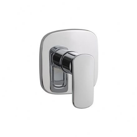 331756 - Laufen City Plus Concealed Shower Mixer - 3.3175.6